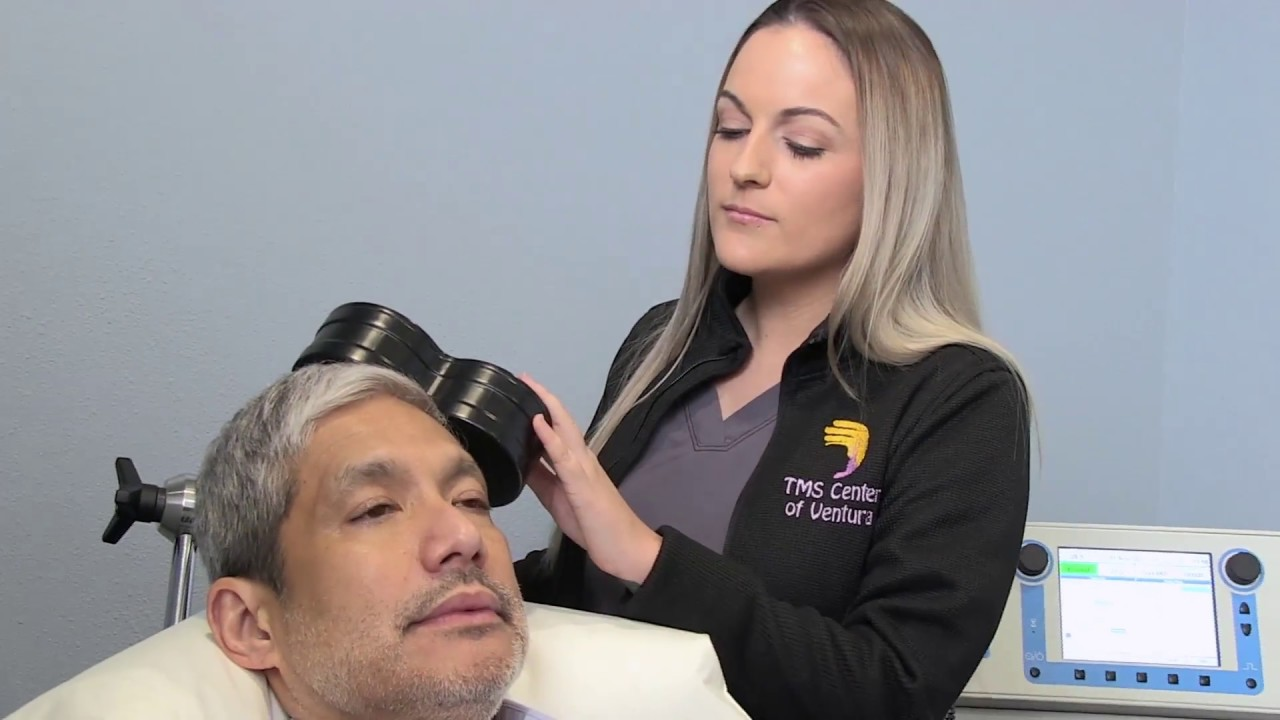 Express TMS (3 minute treatment): We are proud to be the only TMS Center to offer this advanced TMS protocol in the Ventura and Santa Barbara area which is finally FDA-Approved.